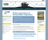 Media Constructions of Sustainability: Fingerlakes