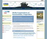 Media Constructions of Sustainability: Fingerlakes