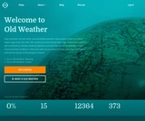 Old Weather: Our Weather's Past, The Climate's Future