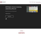 A215 Basic Human Anatomy Laboratory Manual