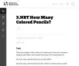 3.NBT How Many Colored Pencils?