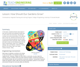 How Should Our Gardens Grow?
