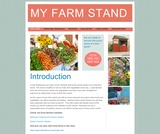 My Farm Stand WebQuest