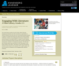 Engaging With Literature: A Video Library