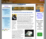 51. America in the Second World War