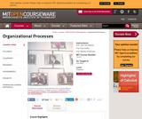 Organizational Processes, Fall 2003