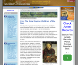 11c. The Inca Empire: Children of the Sun