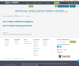 ARTIFICIAL INTELLIGENCE DEMO COURSE