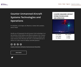 Counter Unmanned Aircraft Systems Technologies and Operations