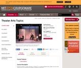 Theater Arts Topics, Fall 2004