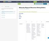 Nebraska Physical Education Vetting Rubric