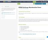 STEM Challenge: Marshmallow Tower