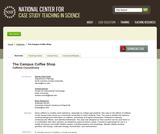 The Campus Coffee Shop: Caffeine Conundrums