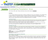 Investigating Precipitation: Snow