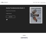 Guitar Fundamentals Book 4