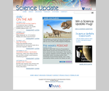 Science Update Podcasts