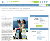 Plot Your Course - Navigation