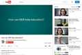 How can OER help educators?