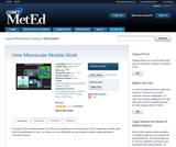 How Mesoscale Models Work