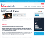Cell Phones and Driving