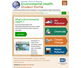NLM Environmental Health Student Portal