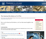 The American Revolution as Civil War