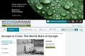 Europe in Crisis: The World Wars in Europe
