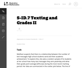 Texting and Grades II