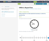 3.MD.A.1 : Elapsed Time