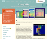 Concord Consortium: Energy2D - Interactive Heat Transfer Simulations for Everyone