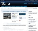 Community Hurricane Preparedness, 2nd Edition