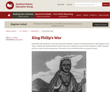 Reading Like a Historian: King Philip's War of 1675