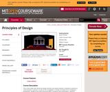 Principles of Design, Fall 2005