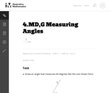 4.MD,G Measuring Angles
