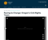 Oregon's Civil Rights Years