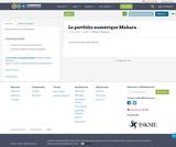 Le portfolio numérique Mahara