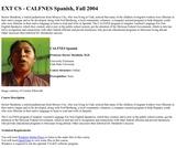 CALFNES Spanish