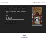 Academic Library Instruction