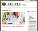 BioEd Online: Podcasts Plus Lessons