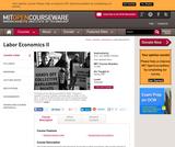 Labor Economics II, Spring 2015