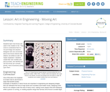 Art in Engineering - Moving Art