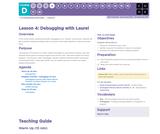 CS Fundamentals 4.4: Debugging with Laurel