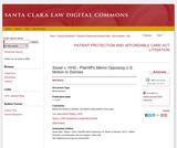 Sissel v. HHS - Plaintiff's Memo Opposing U.S. Motion to Dismiss