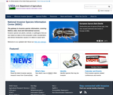 Invasive Species: The Nation's Invasive Species Information System