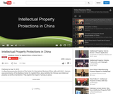 Intellectual Property Protections in China