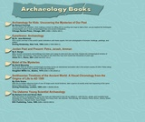 Archaeology Books for Kids