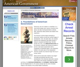 2. Foundations of American Government
