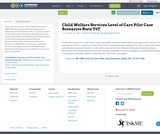 Child Welfare Services Level of Care Pilot Case Scenarios State T4T