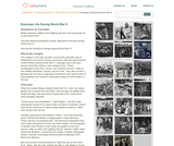 Calisphere Themed Collection - 1939-1945: World War II: Everyday Life During World War II