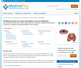Diabetes - Eye Complications (Spanish)